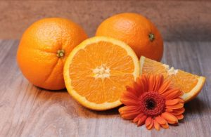Citrus fruits are high source of vitamin C